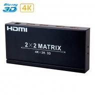 HDMI матрица 2x2 / Dr.HD MA 224 FS