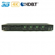 HDMI матрица 4x4 с удлинением по UTP / Dr.HD MA 444 FBT 100