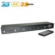 HDMI 2.0 матрица 4x4 / Dr.HD MA 445 RK