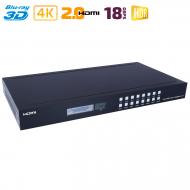 HDMI 2.0 матрица 8x8 / Dr.HD MA 886 FX