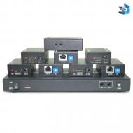 HDMI сплиттер 1x8 с удлинением по UTP / Dr.HD SC 184 Plus