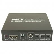 Конвертер SCART + HDMI в HDMI / Dr.HD CV 113 SH