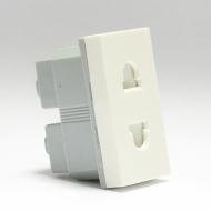 Розетка электрическая, тип EU/US / Dr.HD SOC EU/US