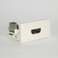 Розетка HDMI 90º / Dr.HD SOC HDMI 90º