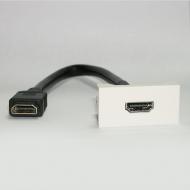 Розетка HDMI с косичкой / Dr.HD SOC HDMI P