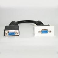 Розетка VGA с косичкой / Dr.HD SOC VGA P
