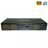HDMI сплиттер 1x2 / Dr.HD SP 124 SLA Plus