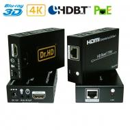 HDMI сплиттер 1x4 с удлинением по UTP / Dr.HD SP 144 BT 100