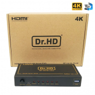 HDMI сплиттер 1x4 / Dr.HD SP 144 SL Plus