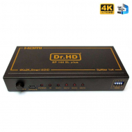 Коммутатор 4 на 1 HDMI