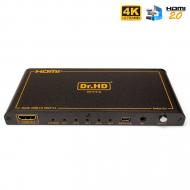HDMI 2.0 переключатель 5x1 / Dr.HD SW 515 SL