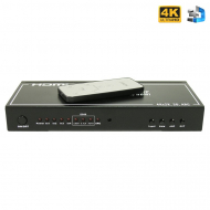 HDMI переключатель 4x1 / Dr.HD SW 414 SLDP