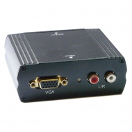 Конвертер Dr.HD VGA + L/R Audio в HDMI / Dr.HD Y0102H