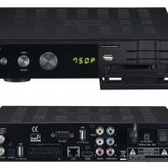 Спутниковый ресивер Dr.HD F15 PVR (32Gb)