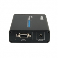 Конвертер Dr.HD HDMI в VGA + Audio 3.5mm