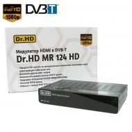 HDMI DVB-T модулятор Dr.HD MR 124 HD