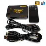 HDMI переключатель 3x1 / Dr.HD SW 314 SL