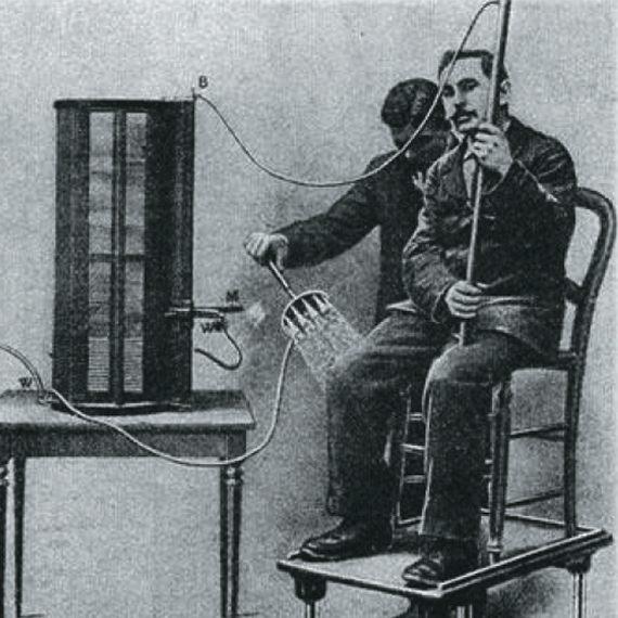 Дарсонвализация в 19 веке