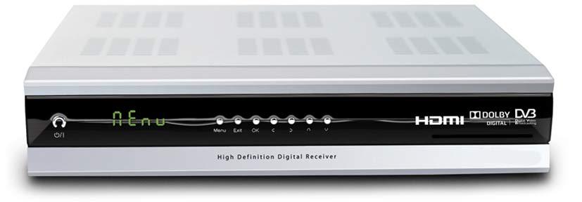 SeZam 900HD Silver Front