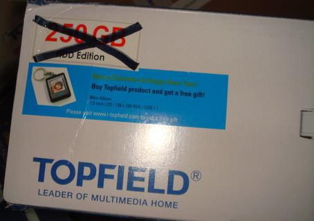 Topfield TF7710HD PVR  подделка